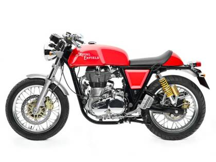 The question is: Will cafe racer-loving hipsters buy these machines up, or not?