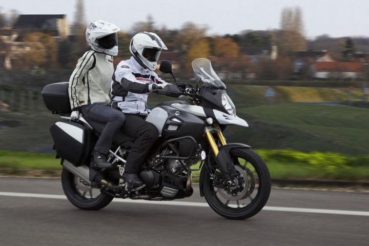The 2014 V-Strom 1000: Coming to Canada soon, at a price of $11,999.