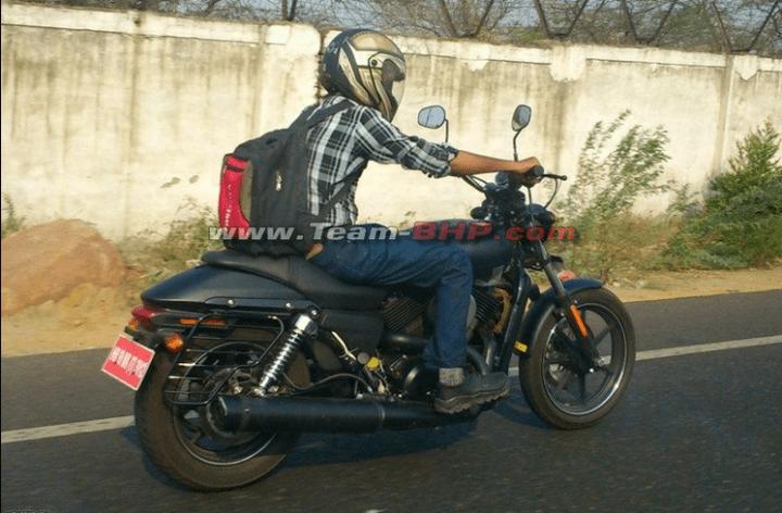 New 500cc Harley?