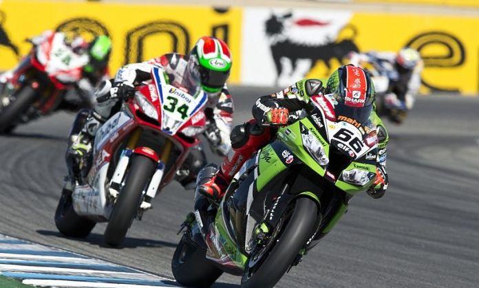 Tom Sykes Could be the first Kawasaki rider to take the WSB championship in a long, long time. Photo: Kawasaki Racing