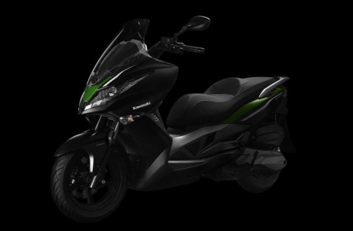 Rumour: Kawasaki scooter lineup to grow