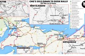 D2D print-map