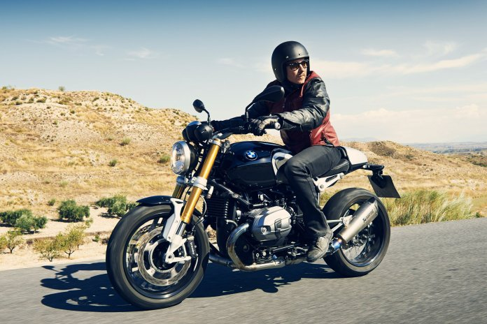 Here's BMW's R nineT.
