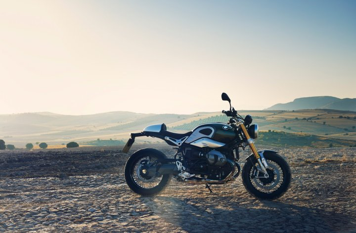 BMW R nineT: Boxer twin, meet cafe racer
