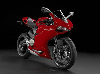 Shouldn't all Ducatis be red?