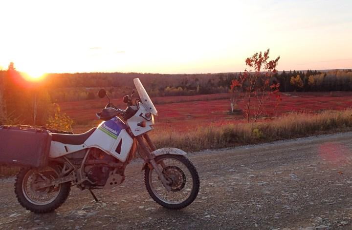 Mid October exploring