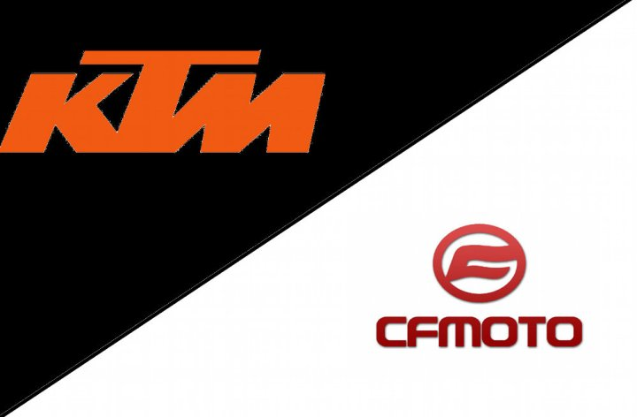 KTM, CFMoto join forces
