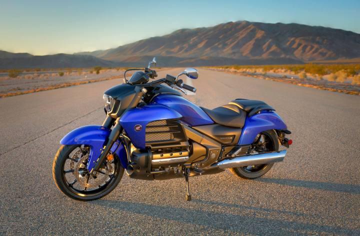 Honda announces new Valkyrie