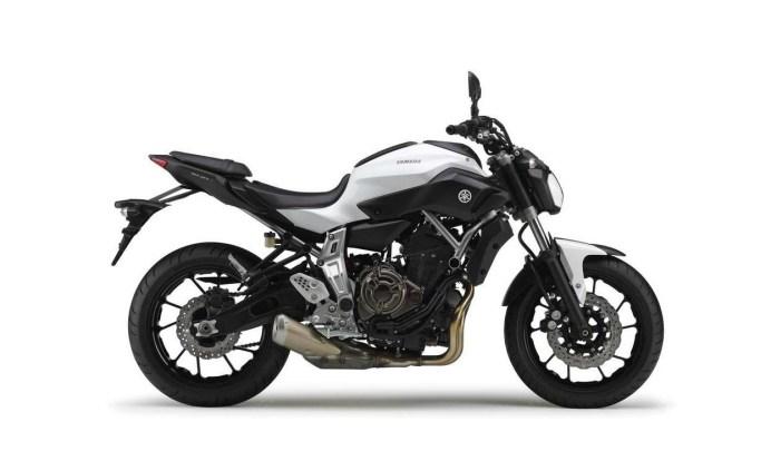 2014 Yamaha MT07