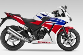 Want to see the new-for-2014 models, like Honda's CBR300? The Halifax show is pretty late in the season, but you'll get a chance there (as long as Honda imports the 300 ...)
