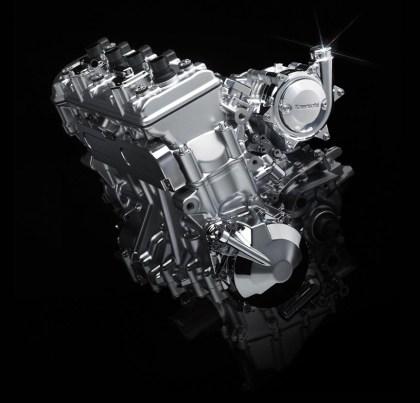 Details of Kawasaki's supercharged motor are thin.
