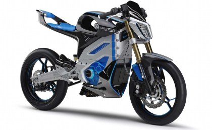 The PES1 was one of Yamaha's very interesting electric concepts.