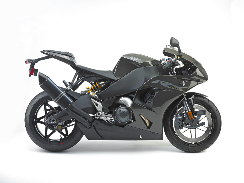 Erik Buell Racing's assets up for sale next month