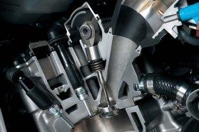 2014 Suzuki V Strom 1000 cylinder head