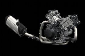 2014 Suzuki V Strom 1000 motor