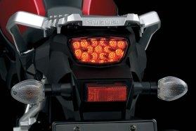 2014 Suzuki V Strom 1000 taillight