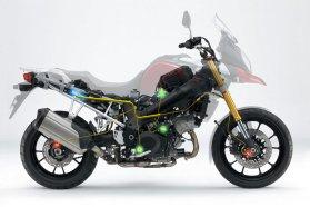 2014 Suzuki V Strom 1000 traction control