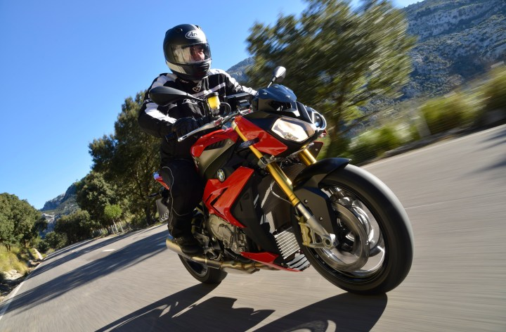 BMW 2014 S1000R – Spanish launch
