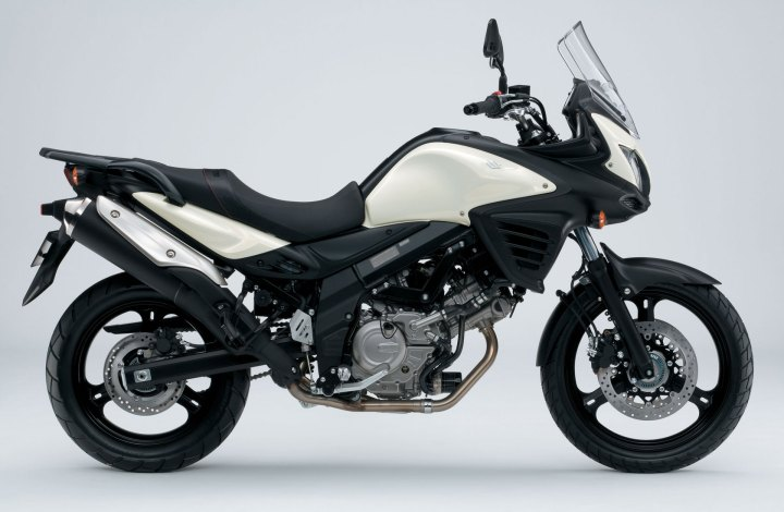 Suzuki advertises the V-Strom as an adventure bike, but it needs a lot of improvement if you plan to use it for anything serious.
