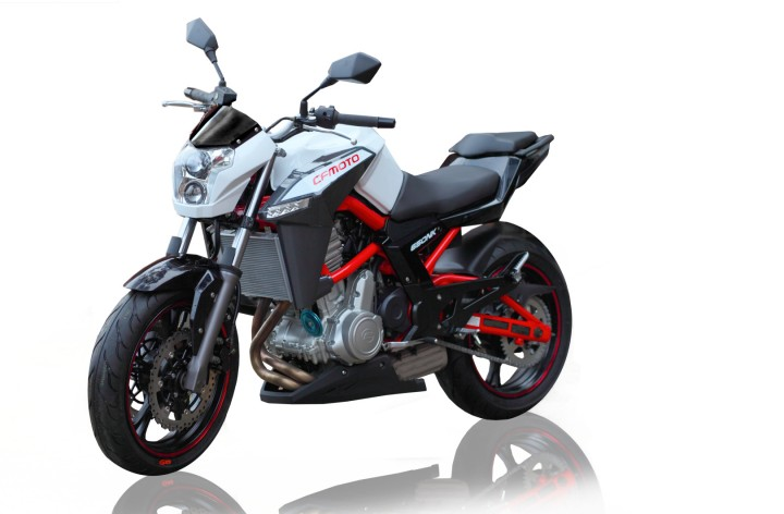 No more CFMOTO motorcycles for Canadian market