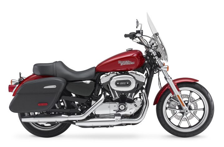 Harley-Davidson sees modest growth in 2014