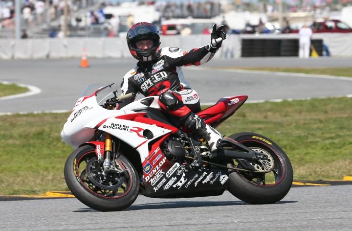 Danny Eslick suspended, will miss Daytona 200