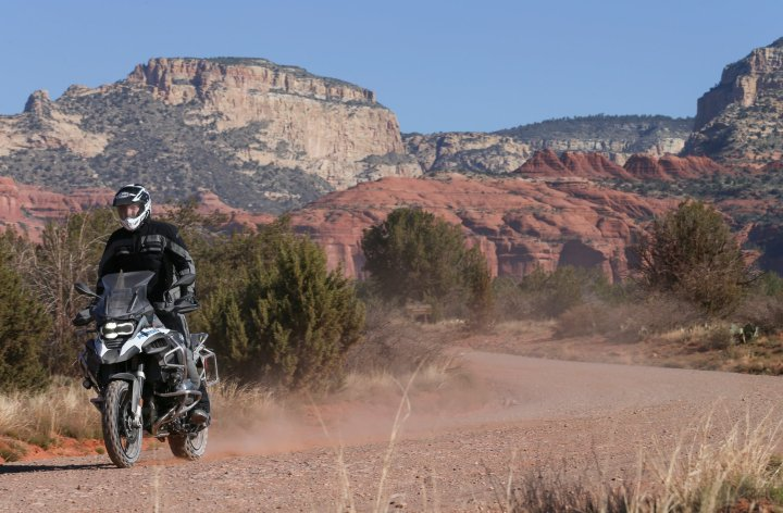 Fast times with BMW's R1200 GS Adventure