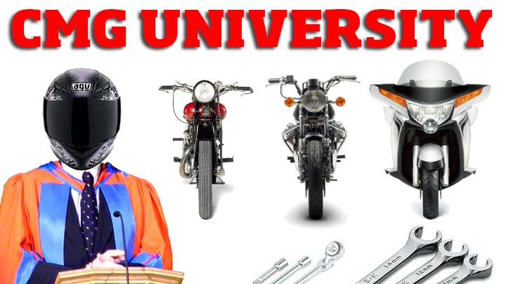 CMG University: Budget Bike Gear