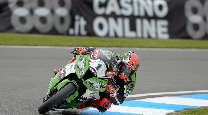 Practice didn't go well for Sykes, but he made up for his mistakes in the races.