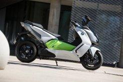 2014 BMW C Evolution 8
