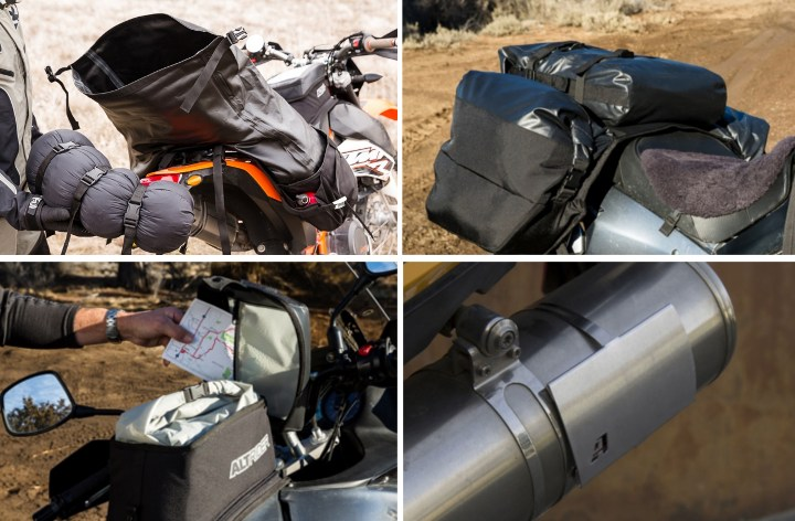 AltRider releases Hemisphere soft luggage