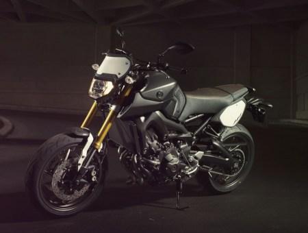 2014 Yamaha FZ09 Street Tracker 2