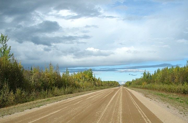 Discover Your Roads in the Deh Cho region of the Northwest Territories