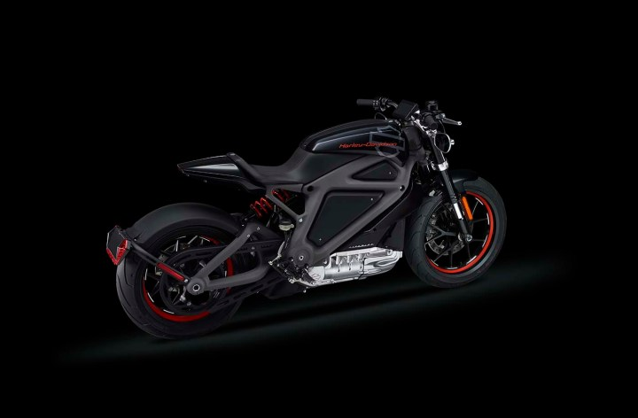 Harley-Davidson confirms electric motorcycle – with video, photos
