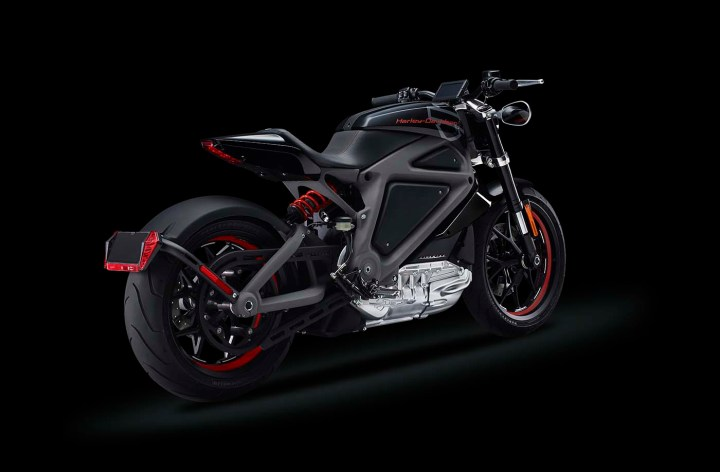 "Harley-Davidson trademarks ""Revelation"" name for electric drivetrain"