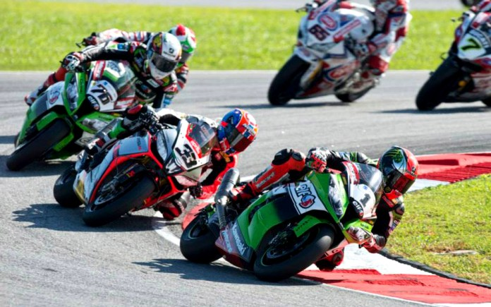Tom Sykes is still in the lead, but not by much. Photo: Facebook