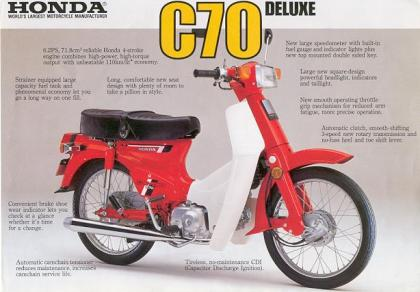 Who would even want to steal a C70? Do they now have vintage hipster appeal?