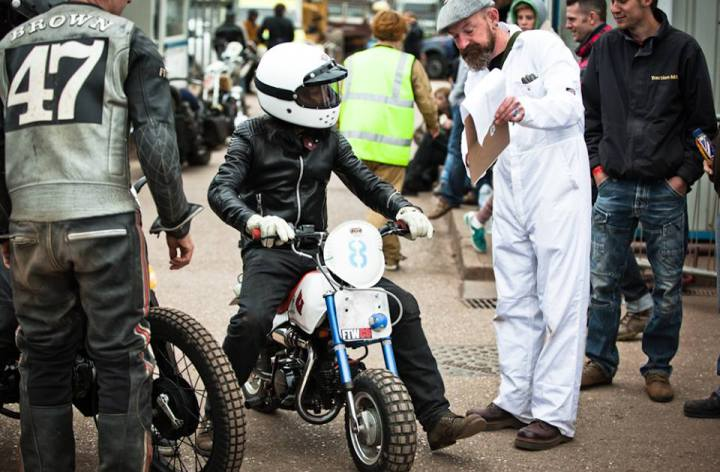 Dirt Quake runs in UK this weekend, with Guy Martin
