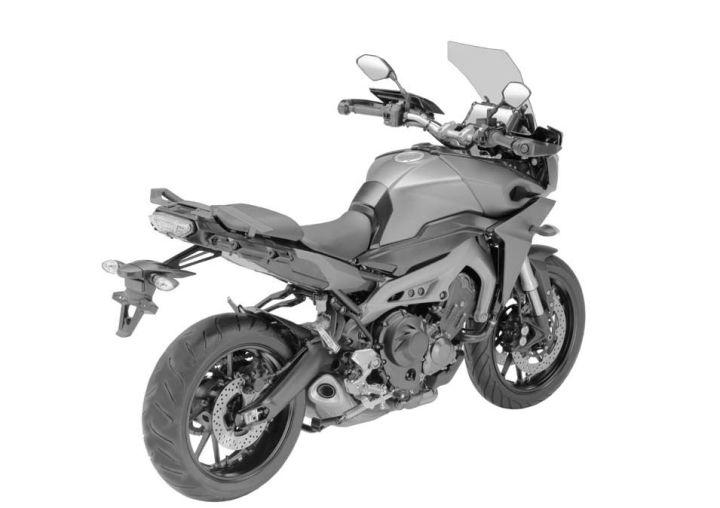 Yamaha unveils the updated FZ-09 2017 model - xBhp.com