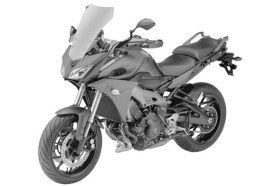 Supposedly, this is the new Yamaha FJ-09.