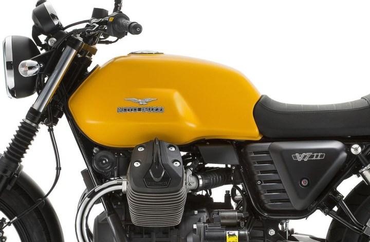 Moto Guzzi announces V7 II
