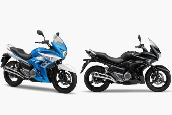 Entry-level sportbikes