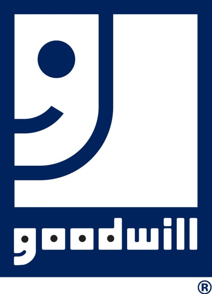 Hopefully we don't get sued for putting Goodwill's logo in here ...