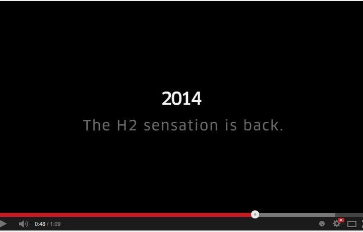 Coming Attractions: Another H2 video, BMW S1000 RR update