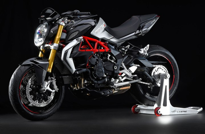 UPDATED: MV Agusta release new Brutale 800RR