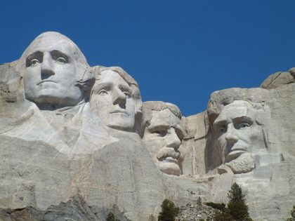 The other Rushmore project was a little bigger