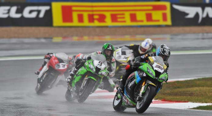 Much of the WSB paddock is going to be moving around for 2015.