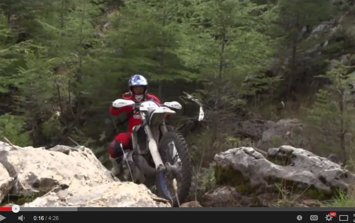 Video: Hard Enduro highlights from Red Bull