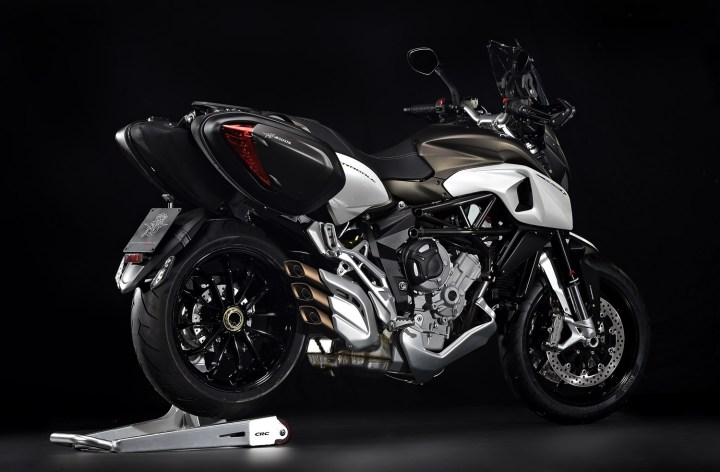 MV Agusta continues plans for expansion