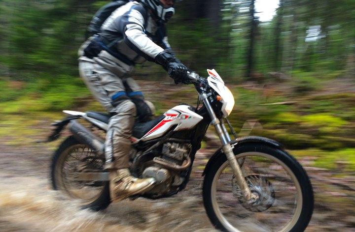 Beta Alp 2.0 – quick ride